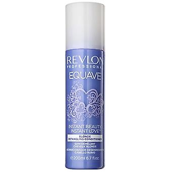 Revlon Equave Decontainer Conditioner Instant blonde Hair 200 ml
