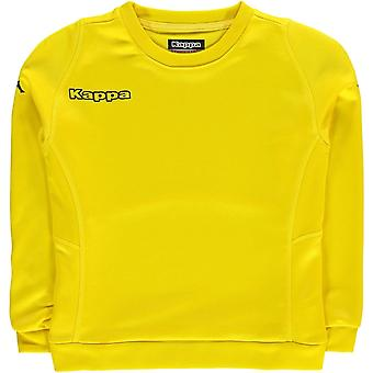 Kappa Round Pullover Junior Boys