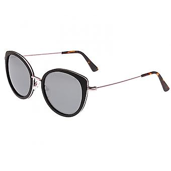 Earth Wood Oreti Polarized Sunglasses - Espresso/Black