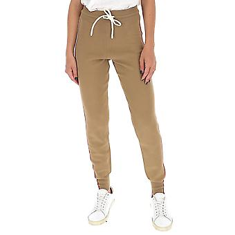 See By Chloé Chs20amt0154024j Women's Beige Cotton Joggers