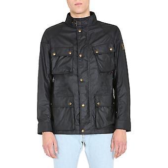 Belstaff 71050524c61n015890000 Men's Black Cotton Outerwear Jacket