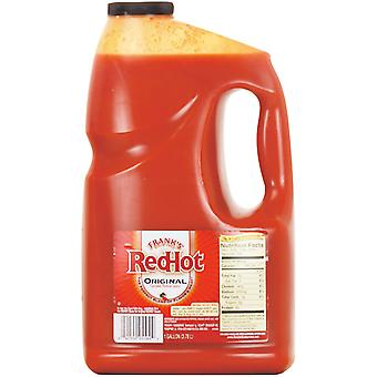 Franks Red Hot Cayenne Sauce