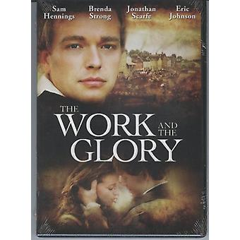 Work & the Glory [DVD] USA import