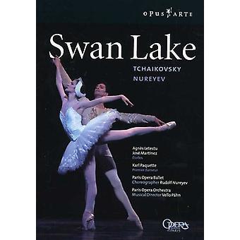 P.I. Tchaikovsky - Tchaïkovski: Le lac des cygnes [DVD Video] [DVD] import USA