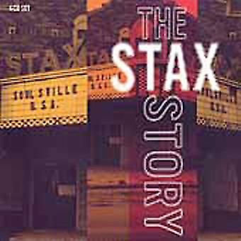 Stax Story - Stax Story [CD] USA import