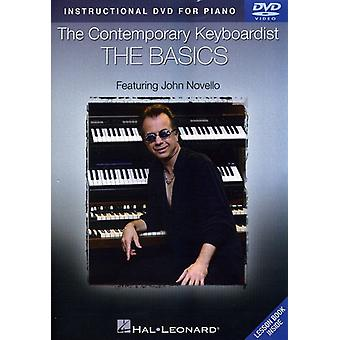 Contemporary Keyboardist-the Basics [DVD] USA import