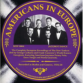 New Yorkers - Americans in Europe [CD] USA import