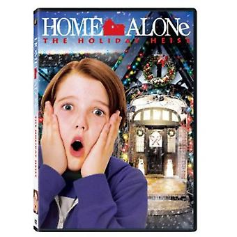 Home Alone-Holiday Heist [DVD] USA import