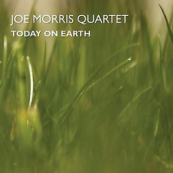 ジョー ・ モリス カルテット - 今日の地球 [CD] USA 輸入