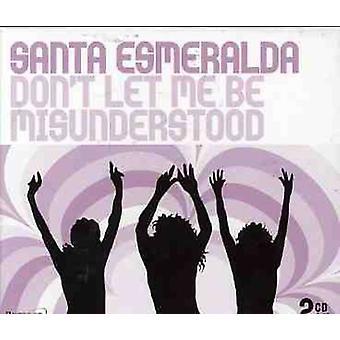 Santa Esmeralda - Don't Let Me Be Misunderstood [CD] USA import