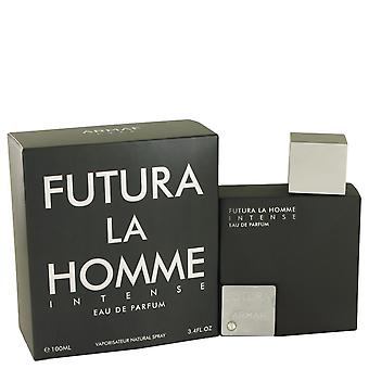Armaf Futura La Homme Intense by Armaf Eau De Parfum Spray 3.4 oz / 100 ml (Men)