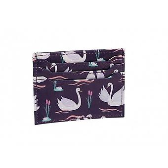 Wild Thoughts Swan Card Holder