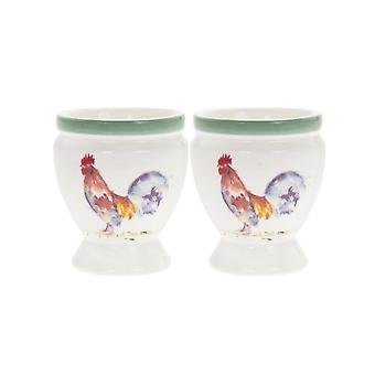 Country Life Farm Egg Cups (Pair)