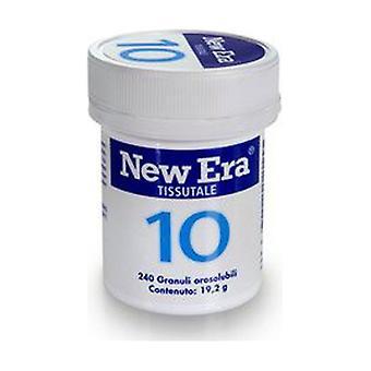 Schüssler 10 Natrium Sulfuricum 240 tabletter
