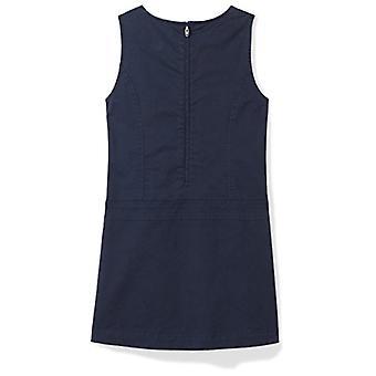 Essentials Little Girls' Uniform Jumper, Navy Blazer, XS (4-5)