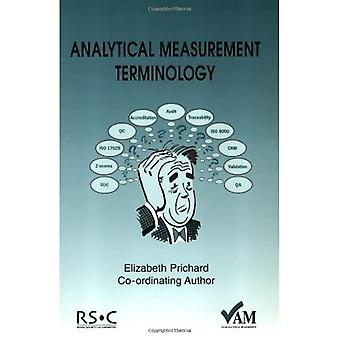 Analytical Measurement Terminology: Handbook of Terms Used in Quality Assurance of Analytical Measurement