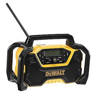 DeWALT DCR029-GO 12v-18v Compact Bluetooth Radio