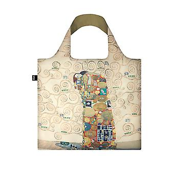 Loqi Women's Gustav Klimt The Fulfilment Bag