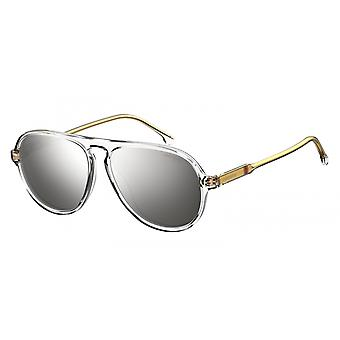 Sunglasses Unisex 198/S transparent with grey glass