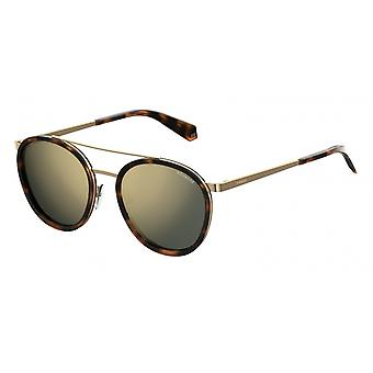 Sunglasses Unisex 6032/S086/LM havanna/gold