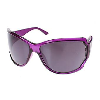 Sunglasses Women's Purple with Grey Lens (A60436)