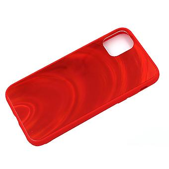 iPhone 11 Pro skal TPU/PC Röd