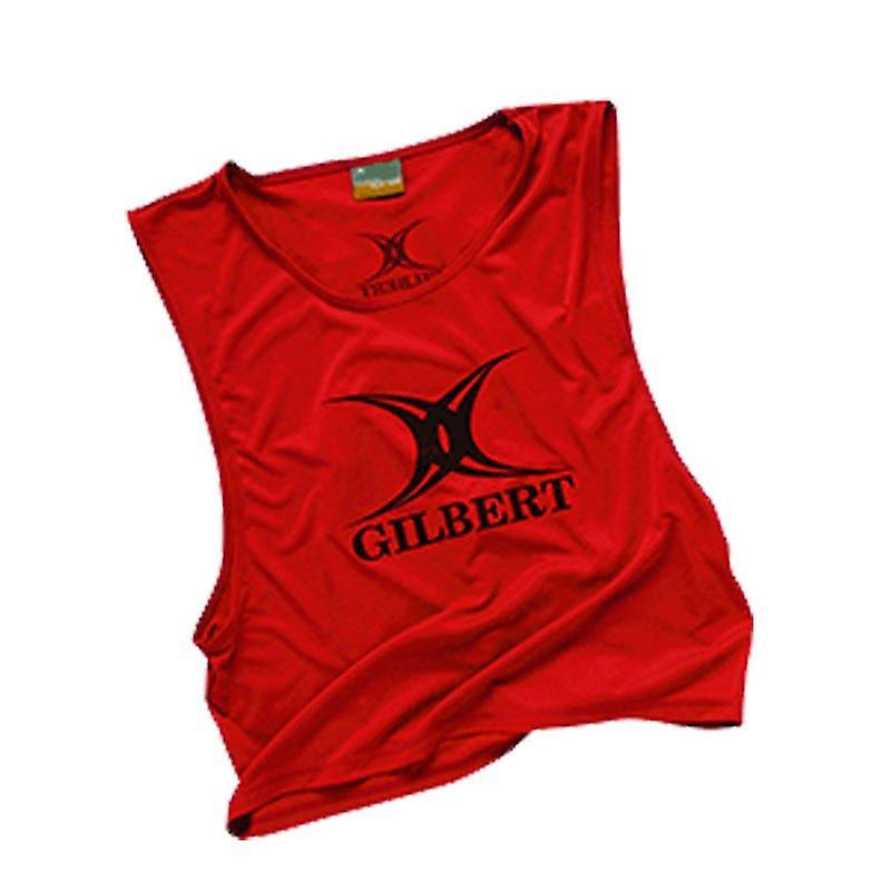 Polyester Bib - Red