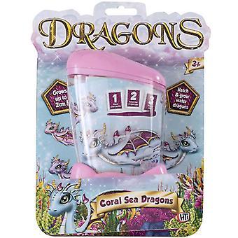 Coral Sea Dragons Playset