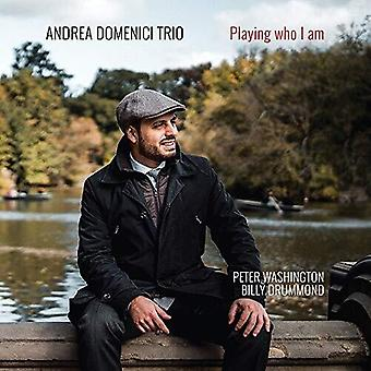 Playing Who I Am [CD] USA import