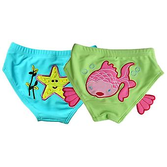 Cartoon Design Baby Badmode Shorts