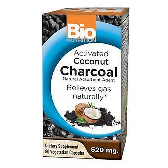 Bio Nutrition Inc Activated Charcoal, 90 Veg Caps