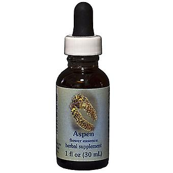 Flower Essence Tjänster Aspen Dropper, 1 oz