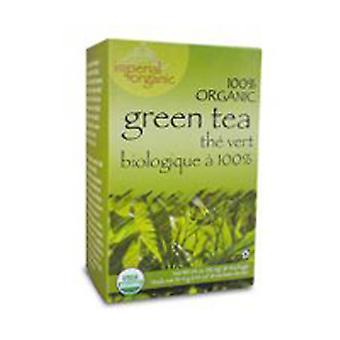 Uncle Lees Teas Imperial Organic Green Tea, 18 bags