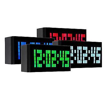 Big Jumbo Digital LED Wall Clock Large Display Wall Decoration Clock