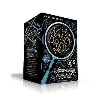 Nancy Drew Diaries 90th Anniversary Collection by Keene & Carolyn