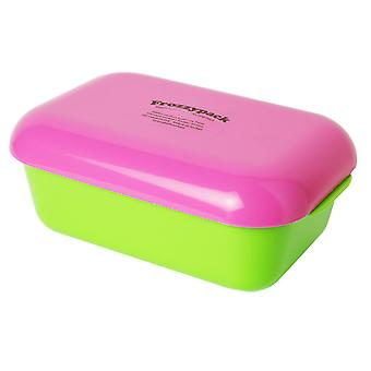 Frozzypack, Lunchbox - Summer Edition - Green / Cerise