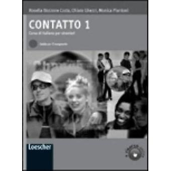 Contatto: Contatto 1: Teacher's guide (A1-A2)
