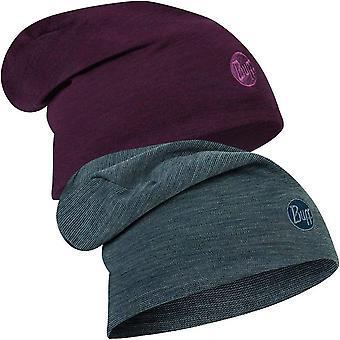 Buff Unisex Adults Heavyweight Merino Wool Warm Winter Outdoor Beanie Hat