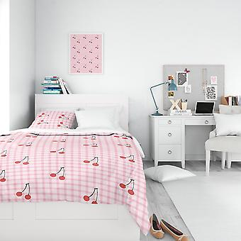 Duvet Cover Quilt Single Linen Bed Sheet, Pillowcase, Kids,, Nordic