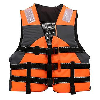 Outdoor Rafting Life Jacket, And Adult Swimming Snorkeling Wear Fishing Suit