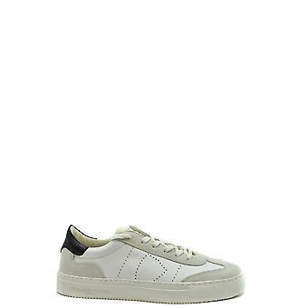 Philippe Model Ezbc019076 Men's White Leather Sneakers