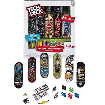 Tech deck 6028845 bonus sk8 shop playset, multi colour