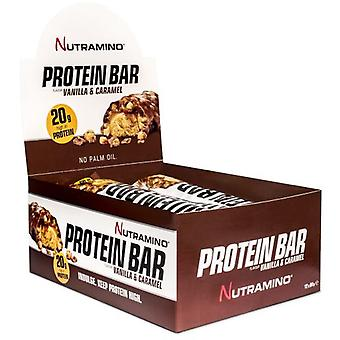 Bar à protéines Nutramino Foncé 12 x 64 gr