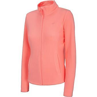 4F PLD001 NOSH4PLD001KORALNEON universeel het hele jaar vrouwen sweatshirts