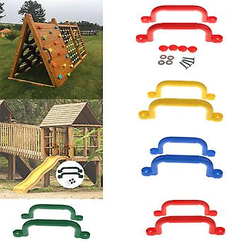 Nonslip Handle Hardware Kits For Playground Safety, Climbing Frame