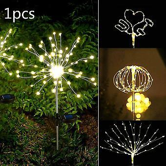 Led Solar Flame Lights Outdoor Ip65 Waterproof Garden Light Torches Courtyard
