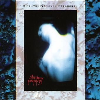Skinny Puppy - Mind: The Perpetual Intercours [CD] USA import