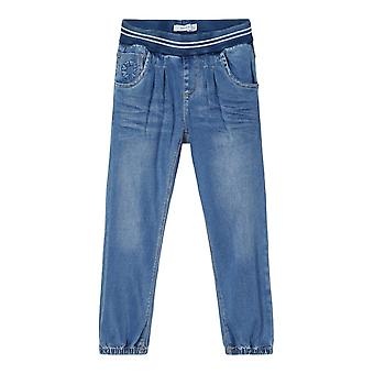 Name-it Girls Jeans Bibi Dnmtoras Medium Blue