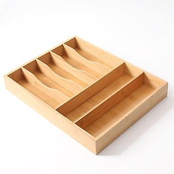 Besteckschale für Küchenschublade mit 7 Fächern