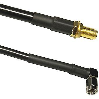 1.5' WiFi-antennikaapeli alhainen menetys,RPSMA M;RPSMA M